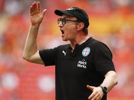 Mombaerts's mission: maintain Melbourne City's form
