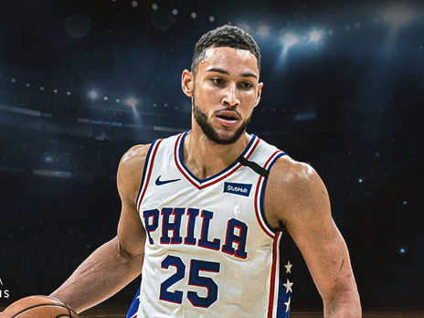 But I want to be Ben Simmons' brother
