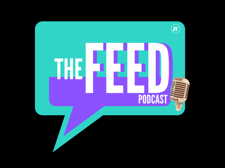 The Feed Podcast - Launching this Friday!