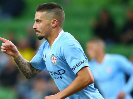 Maclaren, Melbourne City finish chances to see off Sydney FC