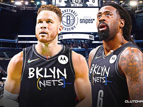 Brooklyn Nets = Scary
