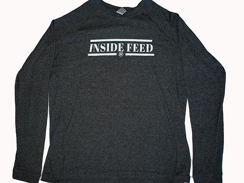 Inside Feed Grey Sweatshirt