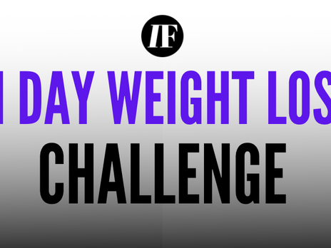 My 21-Day Weight Loss Challenge
