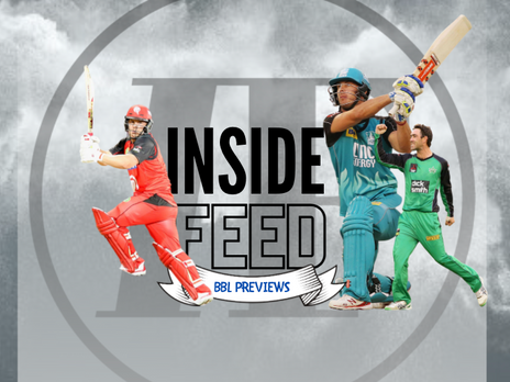 BBL Preview - Every match. Every day.