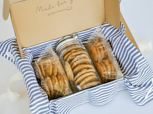 Signature Care Cookies Package | Large Mixed Box