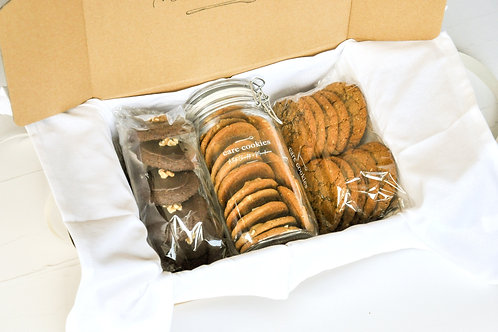 Signature Care Cookies Package   Large Mixed Box