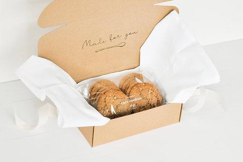 Classic Care Cookies Package | Ten Cookies
