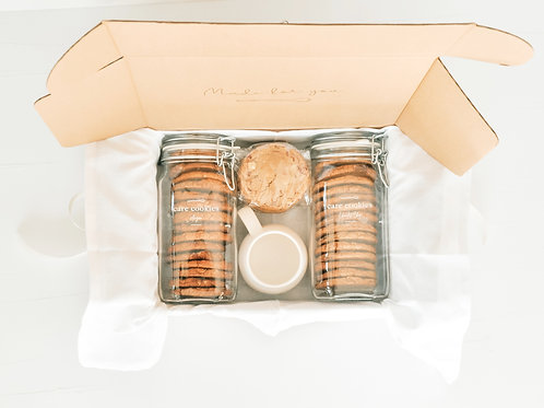 Mother's Day Care Cookies Package | Large Box