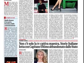 """Radio Spasso sul giornale """"Il Mediterraneo"""""""