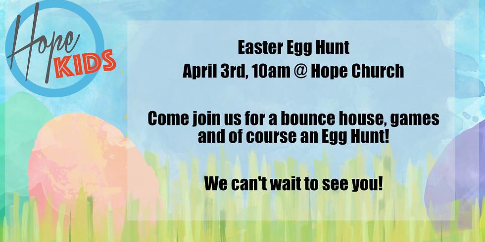Hope Kids Egg Hunt