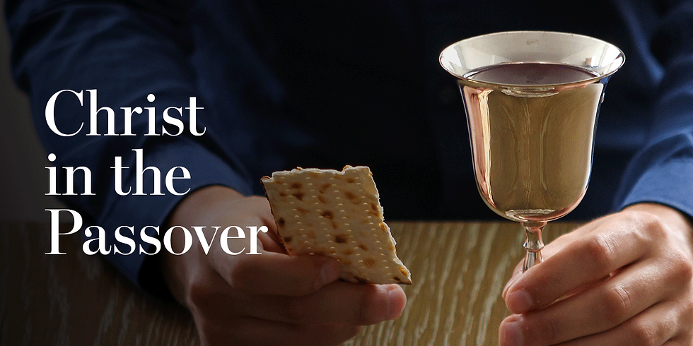 Christ in the Passover by Jews for Jesus