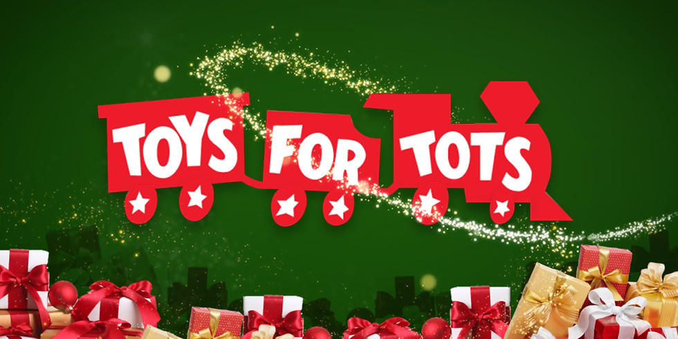 Toys for Tots Donations Due