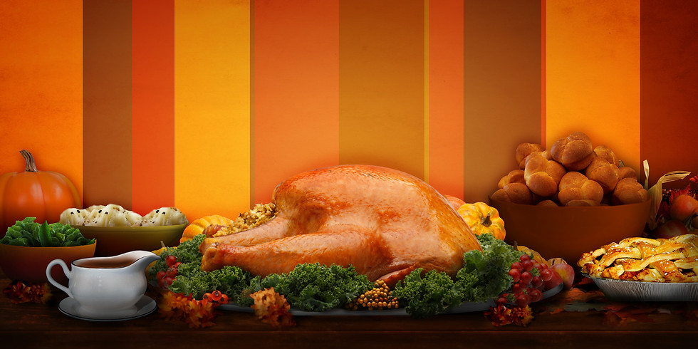Thanksgiving Dinner Donations Due
