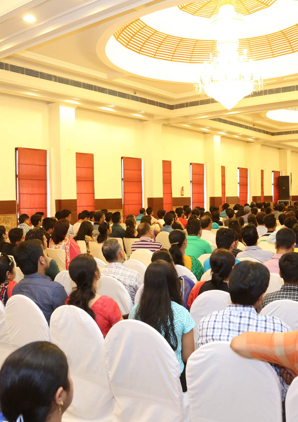 Orientation for IIT Jee Aspirants