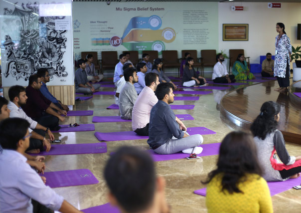 Corporate Meditations Sessions