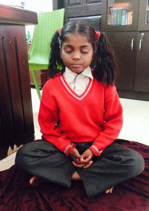 Working with street children of Aasra trust