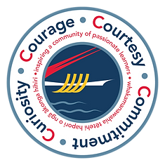 Howick College 4C Values Logo.png