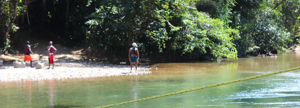 Caves Branch kayaking