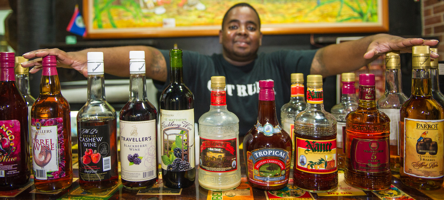 Belize City Rum Factory