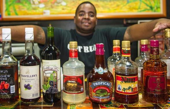 Belize City Rum Factory