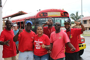 Belize Part Bus Dennis Staff