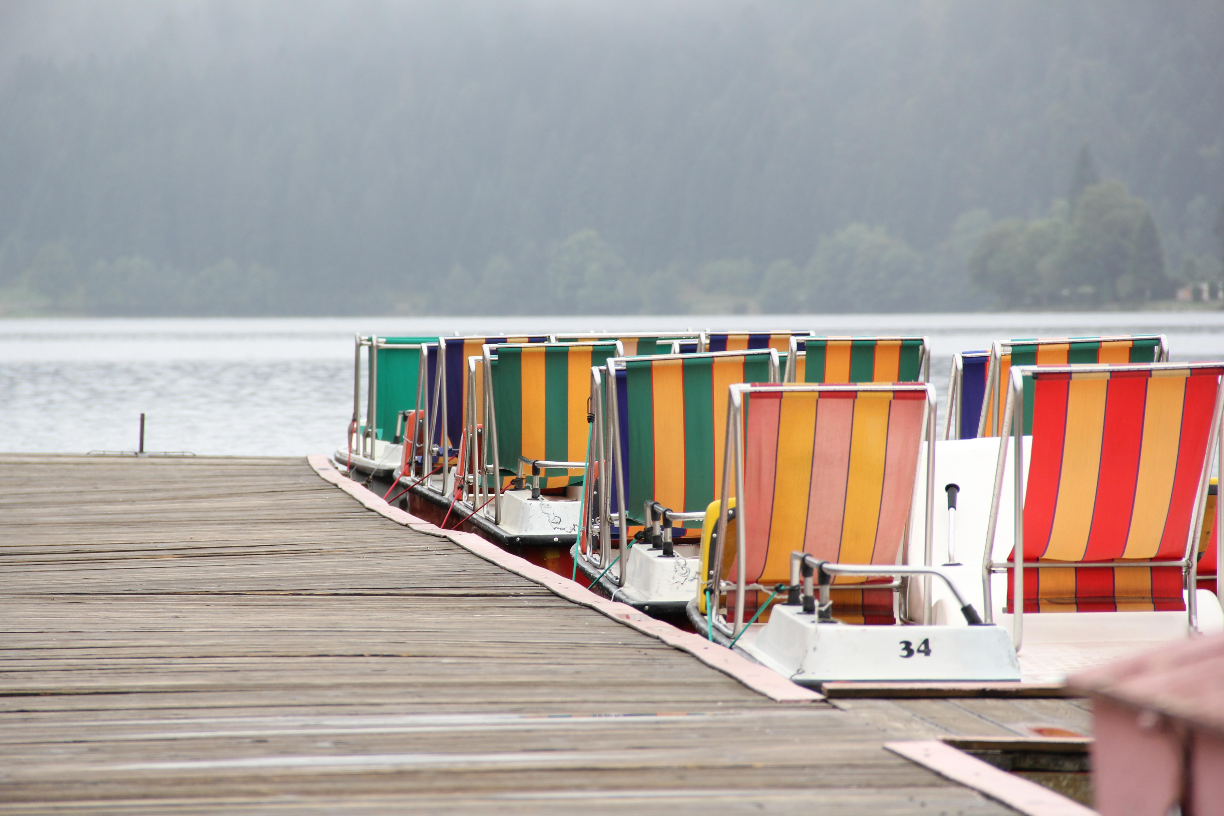 Gerarmer Lake - France