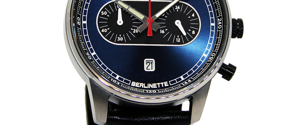 Chronograph Berlinette
