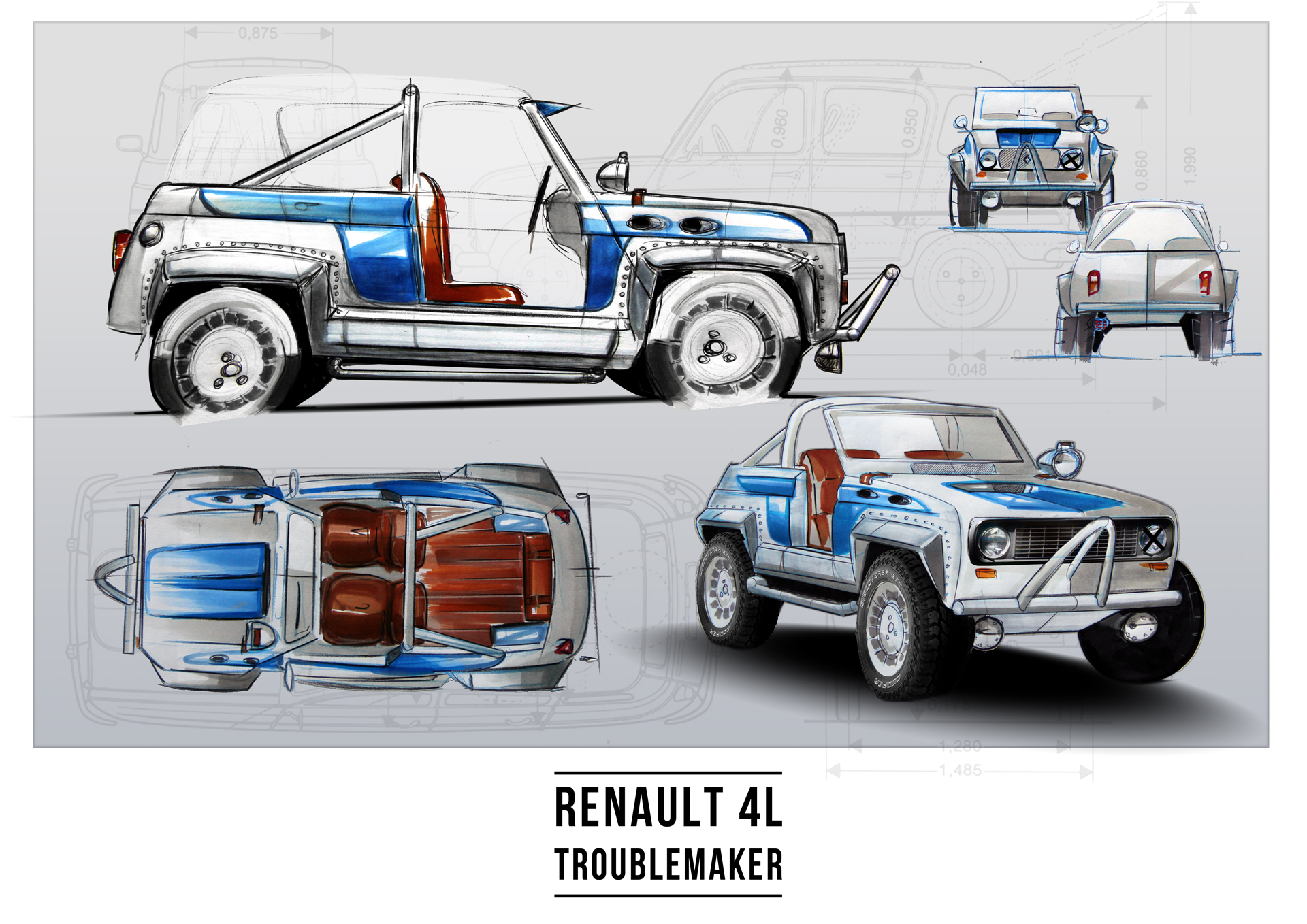 R4 Troublemaker