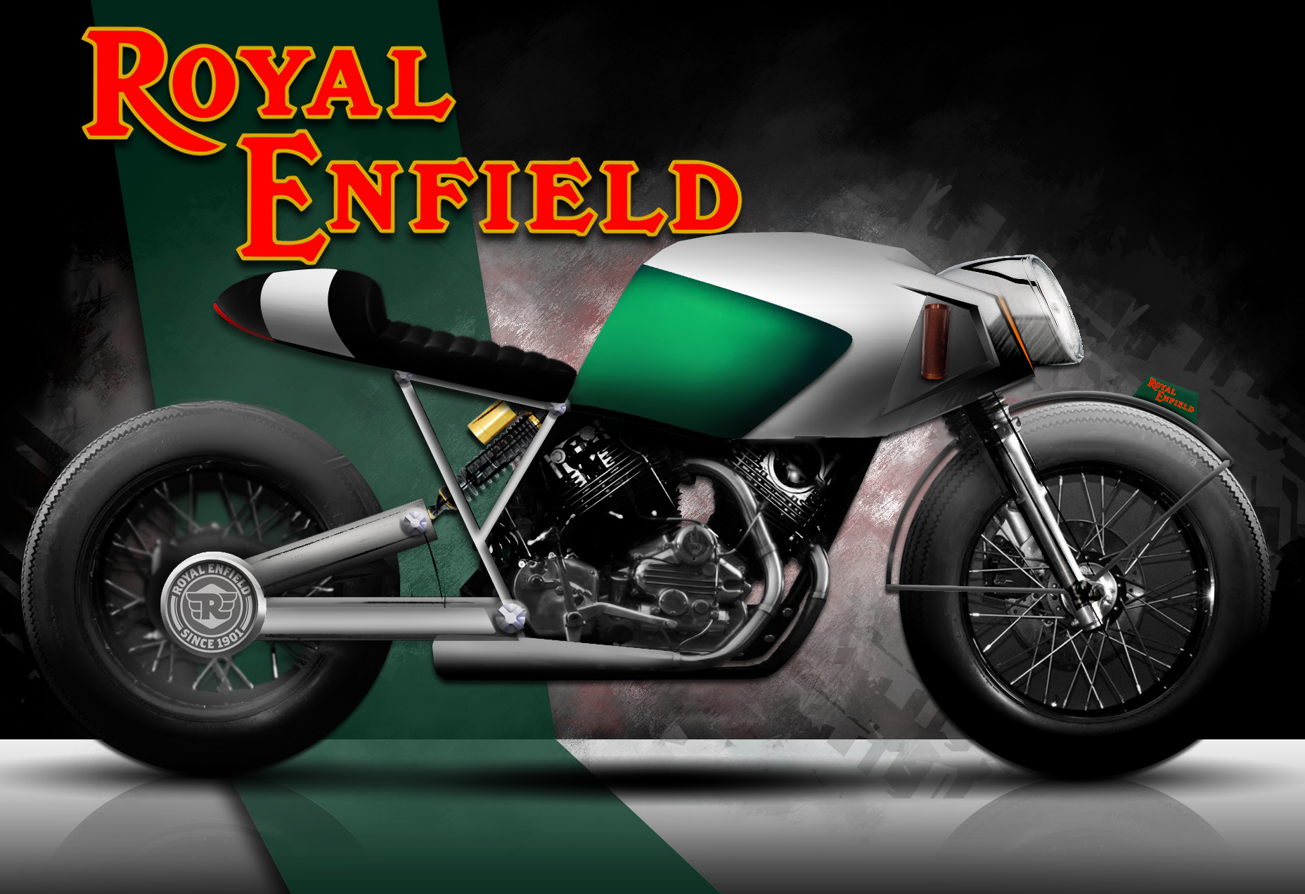 Royal Enfield Concept