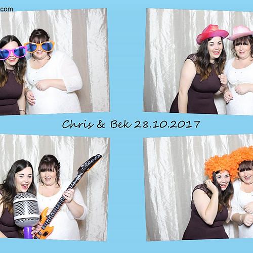 Chris & Bex Wedding