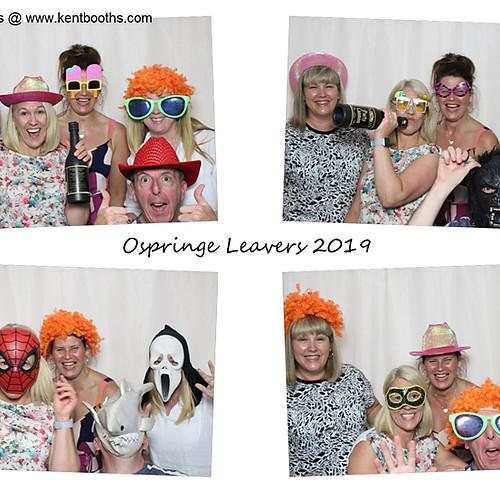 Ospringe Leavers Party 2019