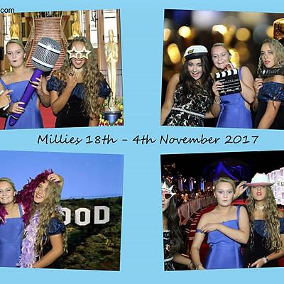Millies 18th