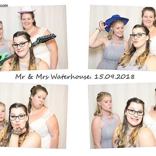 Mr & Mrs Waterhouse