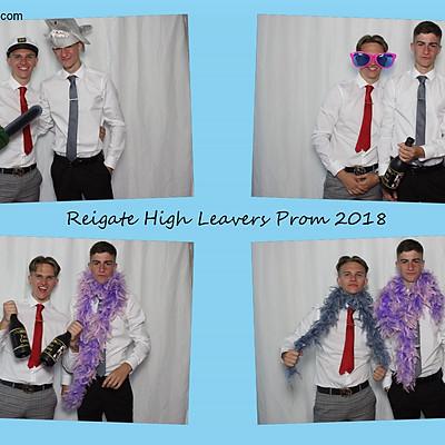 Reigate High Leavers Ball