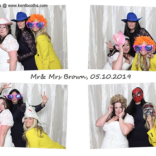 Mr and Mrs Brown
