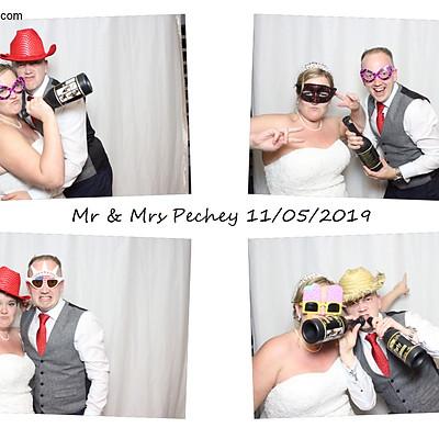 Mr and Mrs Pechey