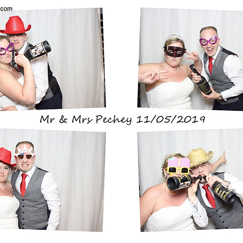Mr and Mrs Pechey