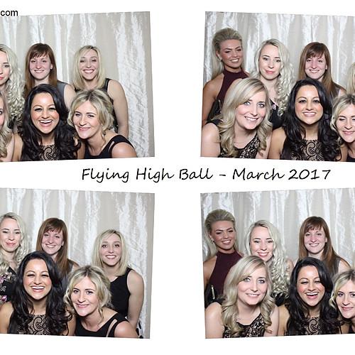Flying High Charity Ball