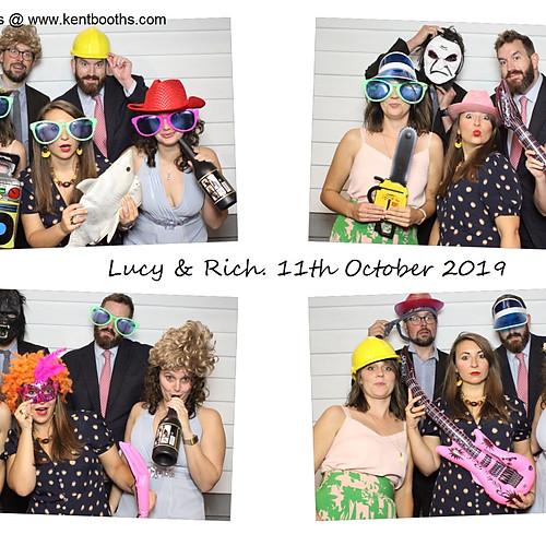 Lucy & Rich Wedding