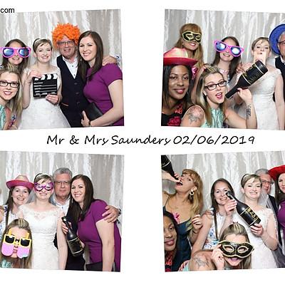 Mr & Mrs Saunders