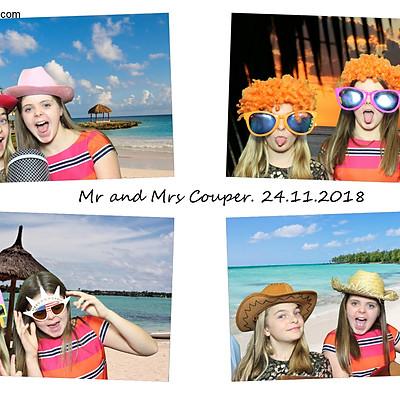 Mr & Mrs Cooper