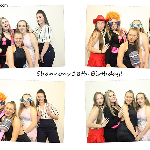 Shannons 18th