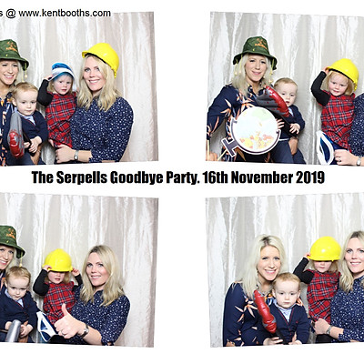 Serpells Leaving Party