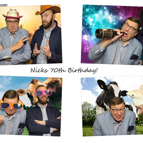 Nicks 70th