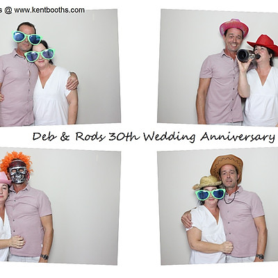 Deb & Rods 30th Wedding Anniversary
