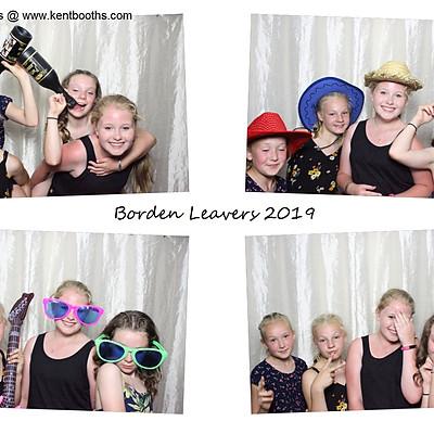 Borden Leavers 2019