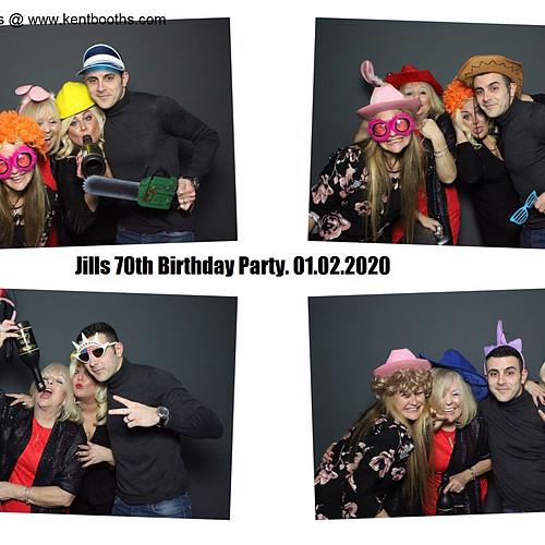 Jills 70th