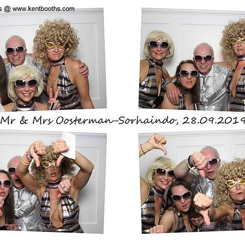 Mr and Mrs Oosterman-Sorhaindo
