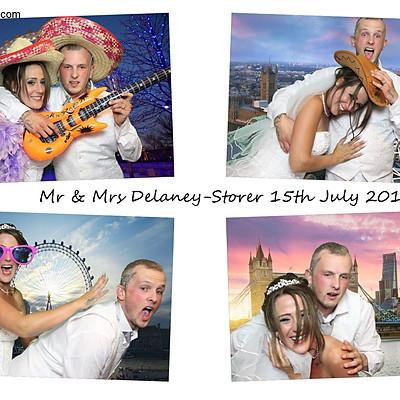 Jordan and Mel Wedding