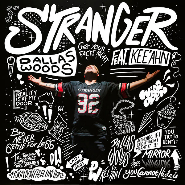 Dallas Woods hip hop artist - Stranger featuring Kee'ahn